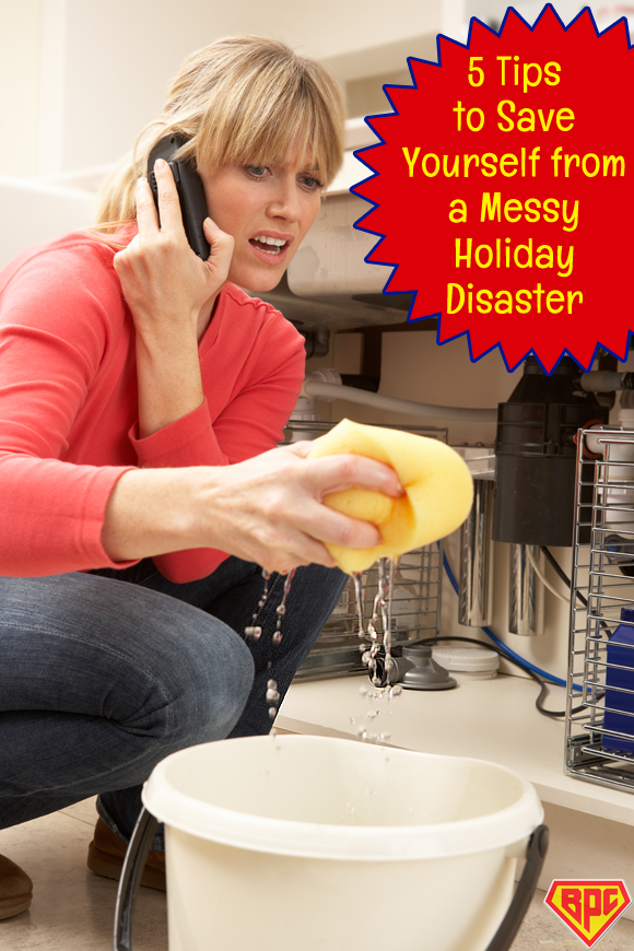 save yourself from a messy holiday disaster
