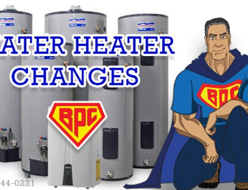 Water Heater Standard Changes and How They Affect You